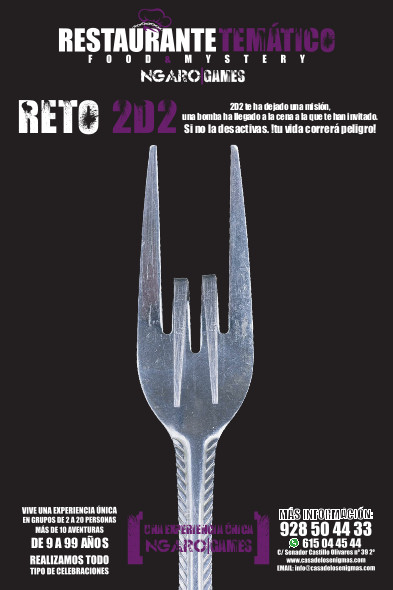 Restaurante Temático 2D2